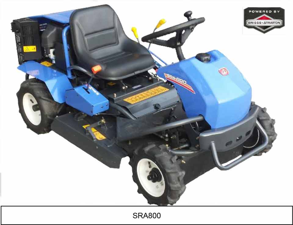Iseki SRA800