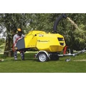 Broyeur TS 16 cm tractable diesel