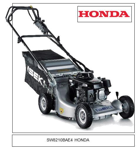 SW8210BAE4 Honda