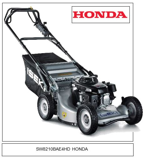 SW8210BAE4HD Honda