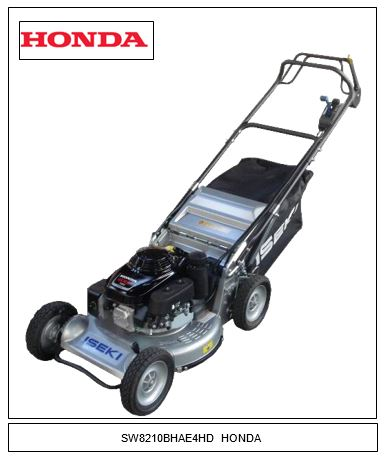 SW8210BHAE4HD Honda