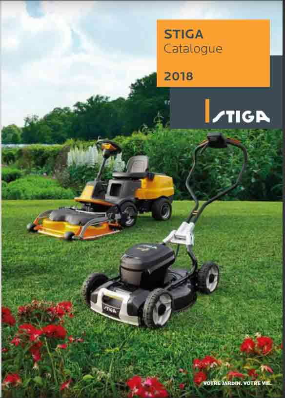 Stiga catalogue 2018