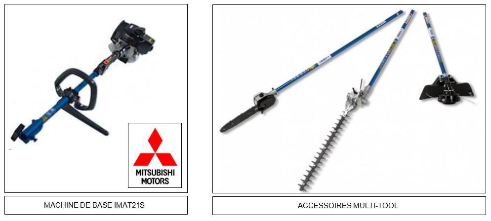Multitool et accessoires